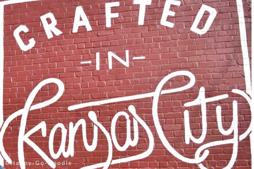 Crafted in Kansas City Wall Mural